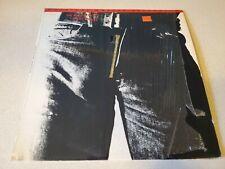 Rolling Stones Sticky Fingers NM VINYL LP SHRINK Original Master Recording MFSL