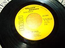 Elvis Presley . Hound Dog / Don't Be Cruel . Golden Greats . 45