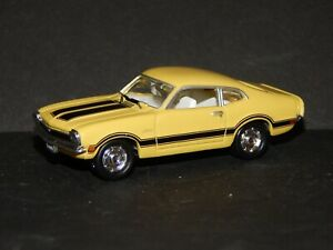 TIGER Wheels 1970 - 72 Maverick Grabber Yellow w/ Black Trim VVHTF Ultra RARE