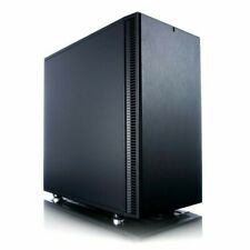Fractal Design Define Mini C MicroATX ITX Computer Case (Brand New Sealed Black)
