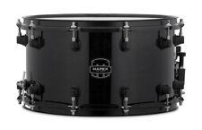 Mapex Maple Snare Drum MPX Mpml4800bmb 8 X14 Trans Black Lacquer Finish 1