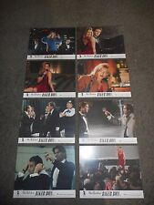 "THE FABULOUS BAKER BOYS - 8 ORIGINAL BRITISH FOH LOBBY CARDS - 1989 - 8"" X 10"""