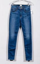 "Hudson High Waist Barbara Super Skinny 10"" Front Rise 30"" Inseam Jeans Sz 28"