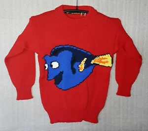 CHILDREN'S HAND-MADE JUMPER TO FIT: AGE 2 to 3 years