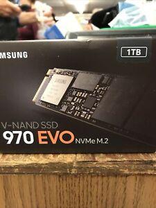 Samsung 970 Evo 1TB