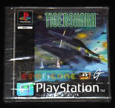 TIGERSHARK Ps1Tiger Shark Versione Italiana 1ª Edizione ••••• NUOVO SIGILLATO