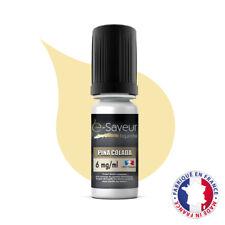 E-Liquide E-Saveur Saveur Pina Colada Taux Nicotine 6 mg pour Cigarette