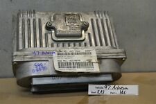 1997 Oldsmobile Achieva Engine Control Unit ECU 16217058 Module 46 11A8