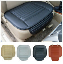 1PC Car  Grey Seat Cover Breathable PU Leather Pad Mat for Auto Chair Cushion