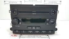 2005 - 2009 Ford Fusion Mercury Milan TESTED CD MP3 Player Radio