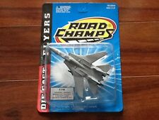 Road Champs 1997 Die Cast Flyers Series F-14A Tomcat Item # 62045 Factory Sealed