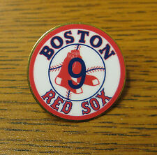 The Boston Red Sox Retired #9 Ted Williams Baseball Pin NIP 9