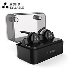 Syllable D900 Mini Wireless Stereo In Ear Double Side Bluetooth Earphone Headset