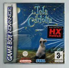 Game Boy Advance - La Tela di Carlotta