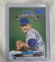 2020 Diamond Kings NOLAN RYAN All-time Diamond Kings Artist Proof Blue #ATDK-8