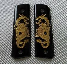 Dragon Style Full SZ Resin Pearl for Colt 1911 Grips Gun Kimber Clones Taurus