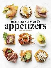 Martha Stewart's Appetizers: 200 Recipes for Dips, Spreads, Nibbles, Bites, Snacks, Starters, Small Plates, by Editors of Martha Stewart Living (Hardback, 2015)