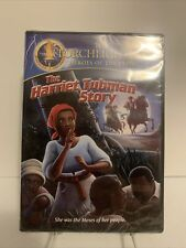 The Harriet Tubman Story DVD The Torchlighters Heroes Of The Faith