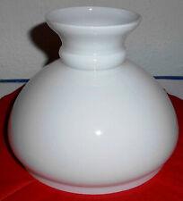 Petroleumlampenschirm, Lampenschirm, Glasschirm Petroleumlampe