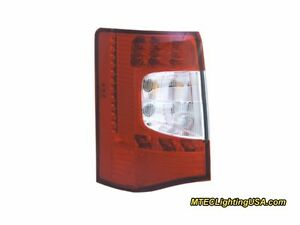 TYC NSF Left Side Tail Light Lamp for Chrysler Town & Country 2011-2015