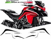 Kit adesivi per Ducati multistrada 950 - 1200 DVT Rosso