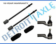 6pc Complete Front Suspension Kit for 1995 - 2000 2001 2002 Lincoln Continental