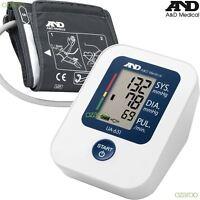 A&D Medical UA-651 Upper Arm Automatic Blood Pressure Monitor with SlimFit Cuff