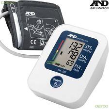 A&D Medical UA-651 parte superiore del braccio automatico della pressione sanguigna Monitor con polsino Slimfit