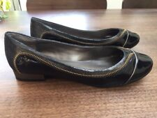FCUK Black Pump Shoes. Size 6 / 39. New