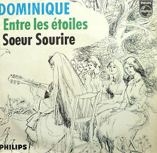 "7"" 1962 RARE IN MINT- ! SOEUR SOURIRE : Dominique"