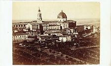 Photo cdv : Basilique de Lorette , Italie , vers 1880