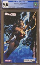 Future State: Justice League #1 Wonder Woman 1984 Variant CGC 9.8