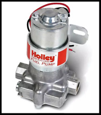 HOLLEY 97 GPH RED SERIES ELECTRIC FUEL PUMP # 12-801-1 FUEL PUMP ONLY