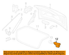GM OEM Trunk Lid-Trunk Light 10273135