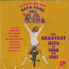The Greatest Hits of 1960 and 1961: Here Comes the '60s: The End of NEW CD Impor