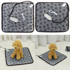 Waterproof Electric Pet Heating Mat Heated For Cat Dog Pad Bed Winter Warmer