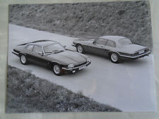 Jaguar XJS Coupe press photo brochure c1994
