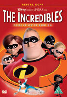 The Incredibles DVD (2005) MINT - Same Day Dispatch Super Fast Delivery