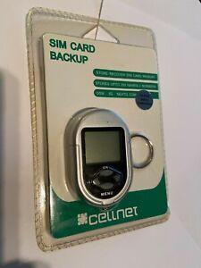 SIM Card Backup Device GSM,3G,Telstra NextG compatible SIMSAVER3. Brand New pack