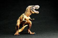Tyrannosaurus rex T-rex Dinosaur Figure Model Toy Jurassic World Park Brown