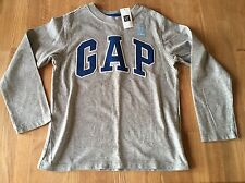 Boys Grey Gap T Shirt/Age 5/New With Tags/Unisex/Children's/Kids Casual Top