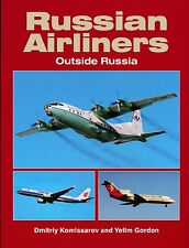 Russian Airlines outside Russia (Midland Publishing) - New Copy