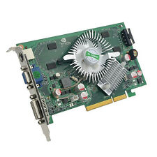 Nvidia Geforce 7600GS 512MB AGP Video Card Maximum Tune 1 2 3  (Read Descrption)