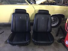 1970 Chevelle El Camino Bucket Seats SS 396
