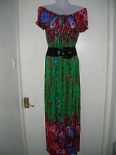 NEW WITH TAGS SIZE 18 20 XXL SUMMER MAXI DRESS CRUISE PARTY NIGHTS OUT HOLIDAY