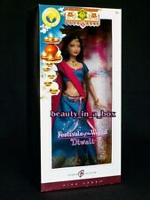 Diwali Festivals of the World India Barbie Doll Dolls Indian Hindu Culture