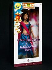 Diwali Barbie Doll Festivals of the World India Dolls Indian Hindu Culture