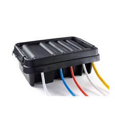 Sockit Box 21-11155 Black 285 Dri-Box Weatherproof Connection Box Medium