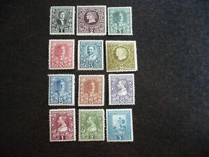 Stamps - Montenegro - Scott# 87-98