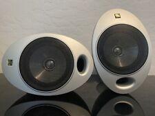 KEF Satellite Egg Speakers Audiophile Hifi HTS2001 100 Watts